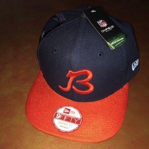 New Era men's Chicago bears hat